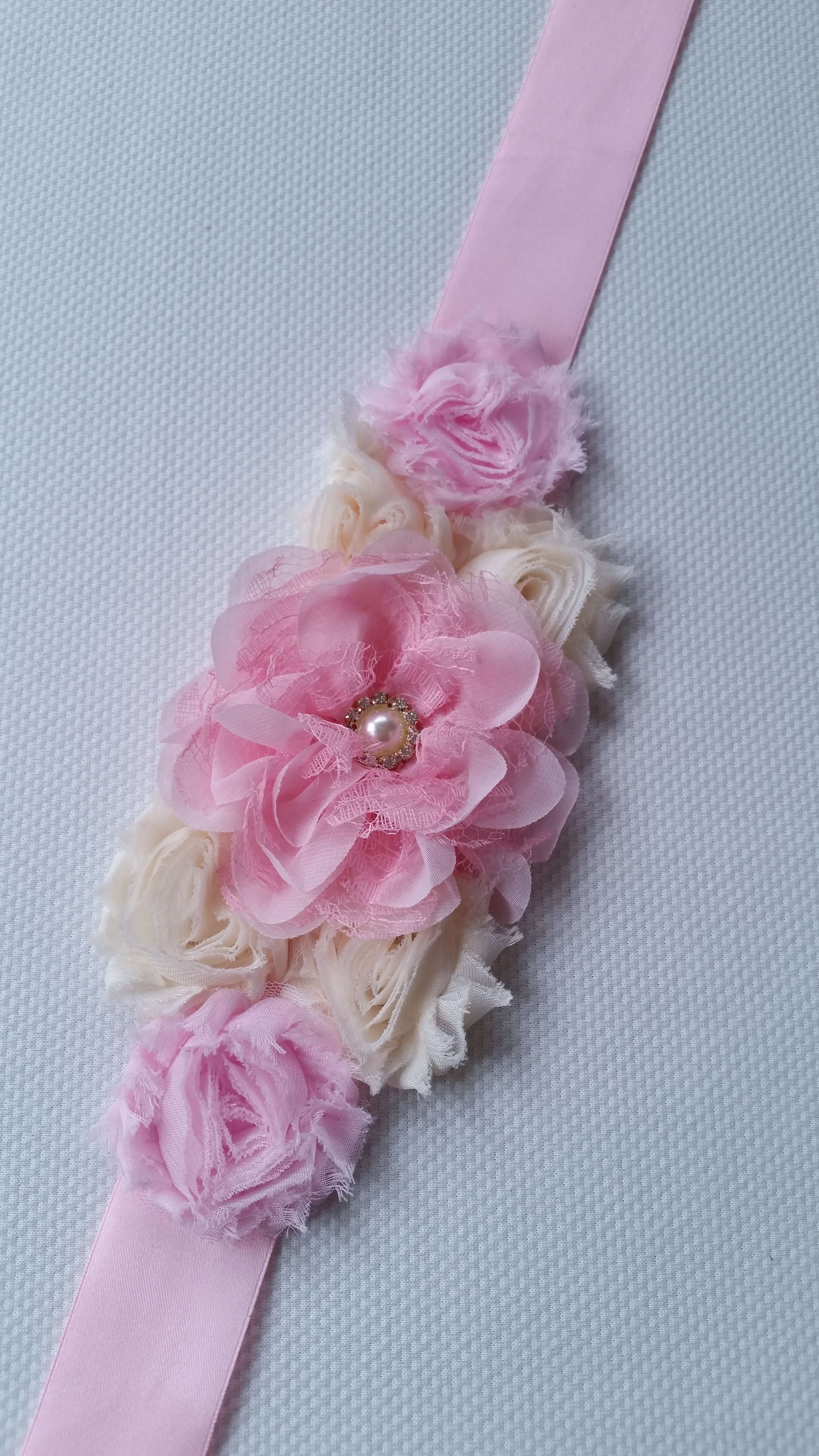 Rózsaszín pocakpánt