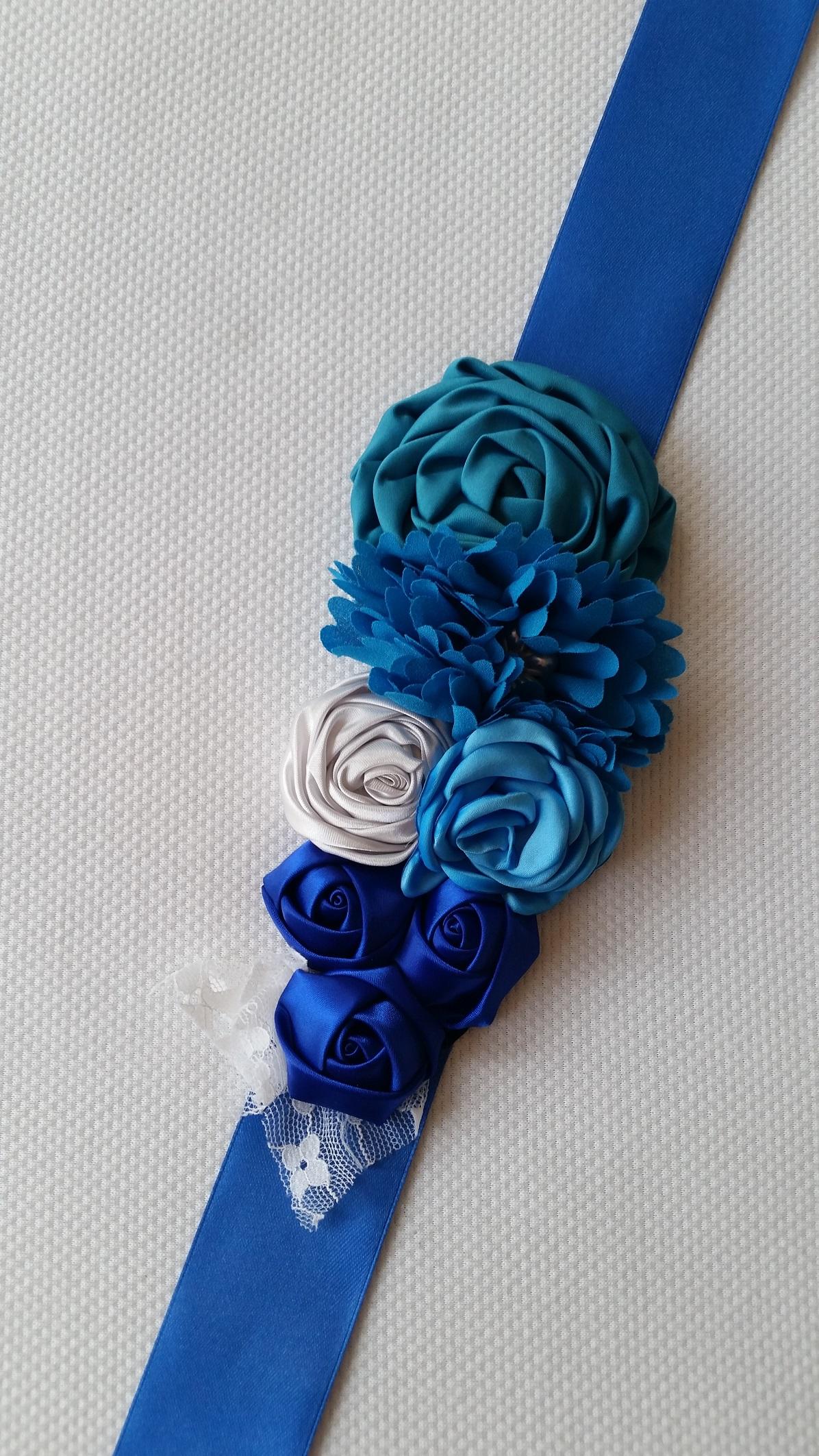 Kék pocakpánt